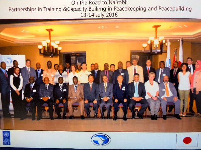 Global Peacebuilding Association: Latest post