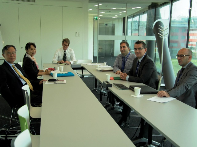 Consultation meeting held on UN Police Reform by Geneva Center for Democratic Control of Armed Forces, DCAF and Global Peacebuilding Association of Japan (23/09/2016)