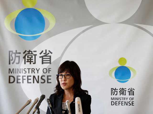 Japanese Defense Minister Tomomi Inada asserts the situation in Juba calm and allows Japanese defense forces to remain there without violating the five-pint principle (25/10/2016)