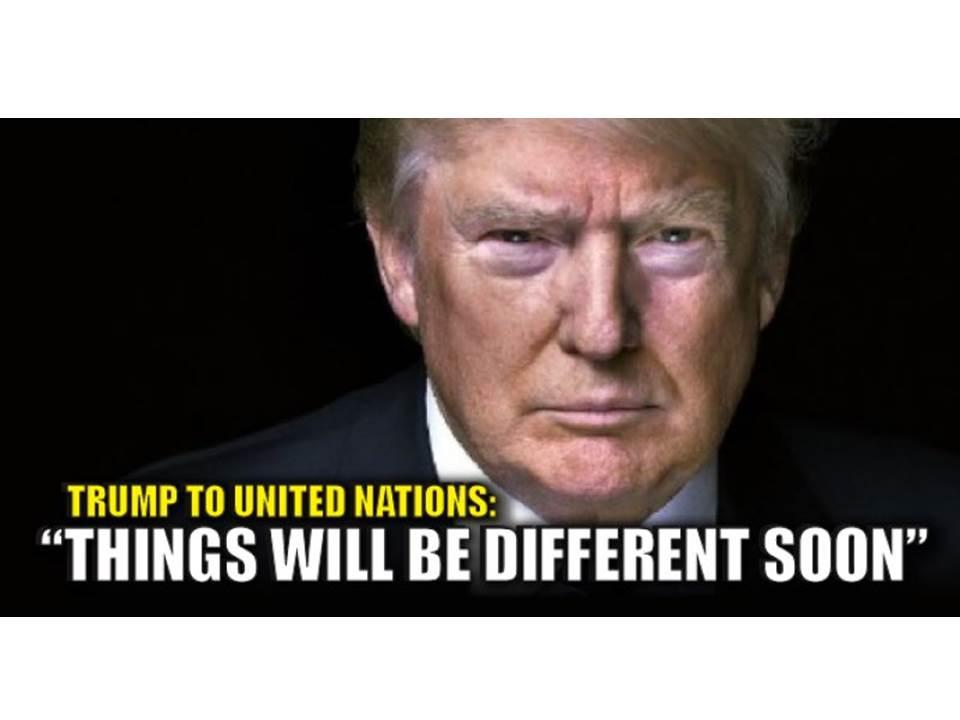 GPA members debate the fate of the United Nations in the Trump Era (28/01/2017)