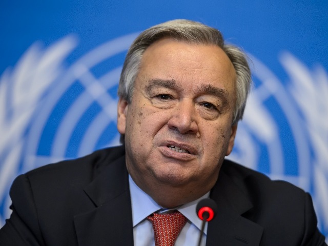 Secretary-General António Guterres` report on restructuring of the United Nations peace and security pillar submitted to the General Assembly (22/10/2017)