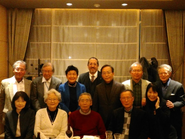 Japan Earth Charter Committee meets in Tokyo (27/01/2018)