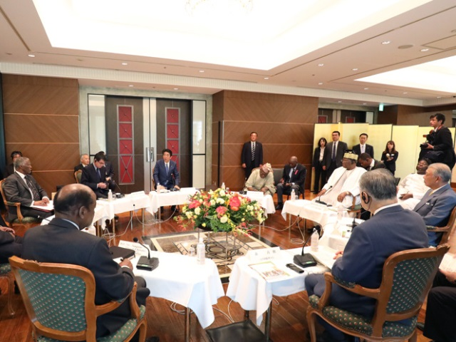 Core Group Meeting of the Eminent Persons Group on Peace and Stability in Africa (01/09/2018)