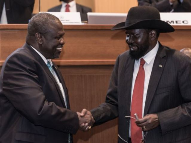 Realistic Hope or yet Another Delusion for Peace in South Sudan (18/09/2018)
