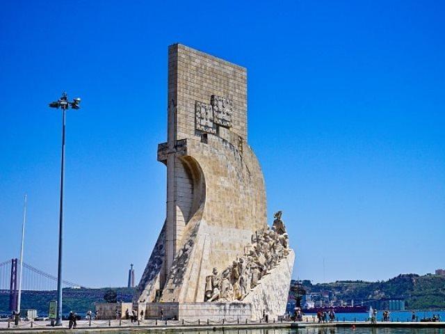 Visit to Padrão dos Descobrimentos in Lisbon (11/10/2018)