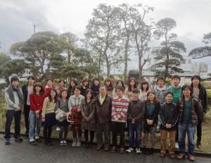 Autumn-Camp in 2012 at the Shirako in Chiba prefecture (17 Nov 2012 - 18 Nov 2012)