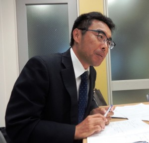 Professor Katsumi ISHIZUKA