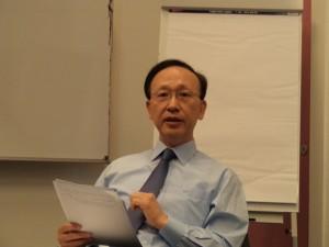 Intaek Hyun, Former Minister of Unification of the Republic of Korea, Korea University Professor