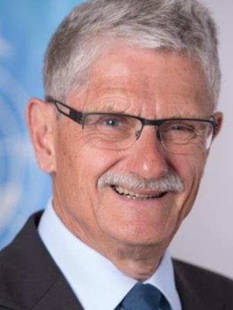 President Mogens LYKKETOFT of the United Nations General Assembly