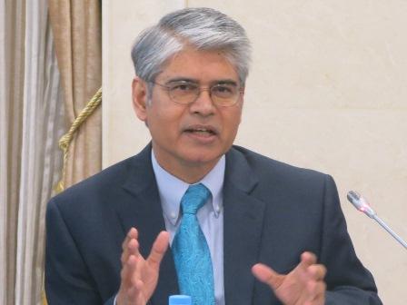 Ambassador Asoka MUKERJI, Former Indian Permanent Representative to the United Nations