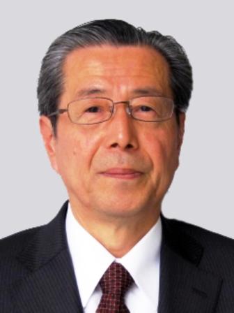 Yasuyoshi KOMIZO, Chairperson, Hiroshima Peace Culture Foundation