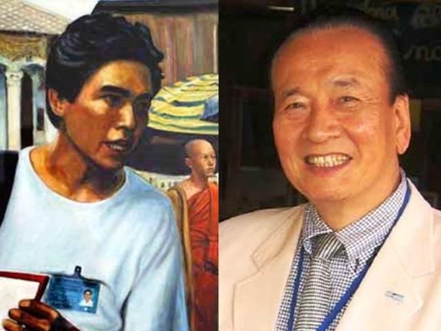 Atuhito NAKATA and Takehito NAKATA(Photo: UN Volunteers)