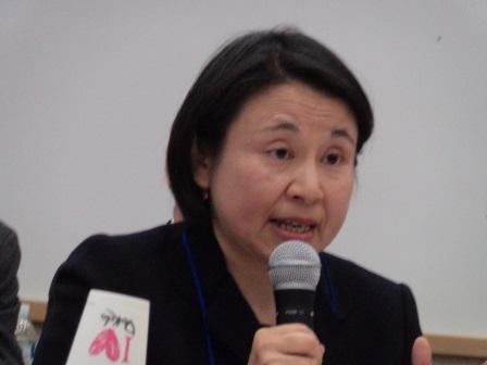 Misako TAKIZAWA, Professor, J.F. Oberlin University