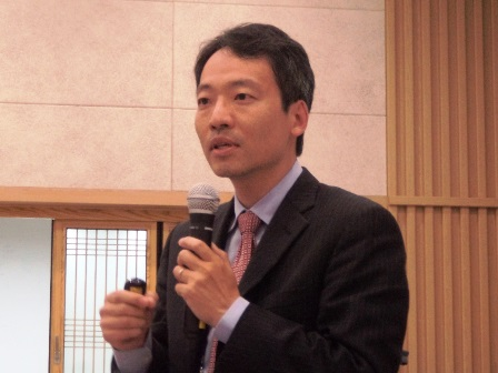 Go SHIMADA, Associate Professor, University of Shizuoka