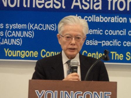 Tatsuro KUNUGI, Board Member, Earth Charter Commission Japan