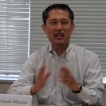 Professor Takaaki MIZUNO